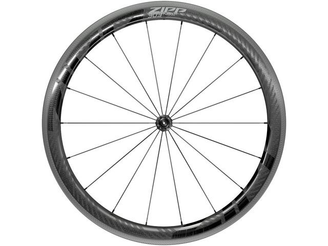 "Zipp 303 NSW Voorwiel 28"" 100mm Carbon Clincher Tubeless QR, black"